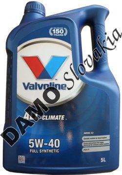 VALVOLINE ALL-CLIMATE DIESEL C3 5W-40 - 5l
