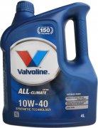 VALVOLINE ALL-CLIMATE EXTRA 10W-40 - 4l