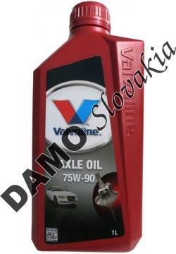 VALVOLINE AXLE OIL GL5 75W-90 - 1l
