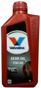 VALVOLINE GEAR OIL GL4 75W-80 - 1l