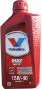 VALVOLINE MAXLIFE 15W-40 - 1l