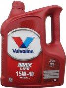 VALVOLINE MAXLIFE 15W-40 - 4l