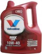 VALVOLINE MAXLIFE 10W-40 - 4l