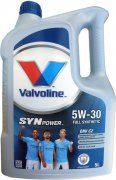 VALVOLINE SYNPOWER ENV C2 5W-30 - 5l