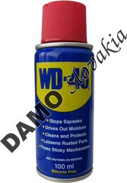 WD 40 - 100ml, univerzálne mazivo