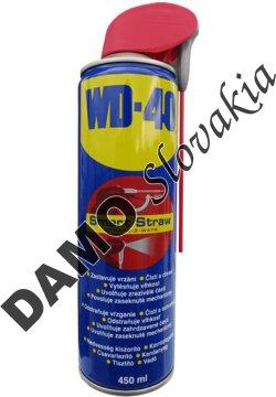 WD 40 - 450ml, univerzálne mazivo