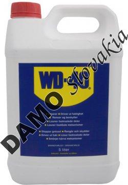 WD 40 - 5l, univerzálne mazivo